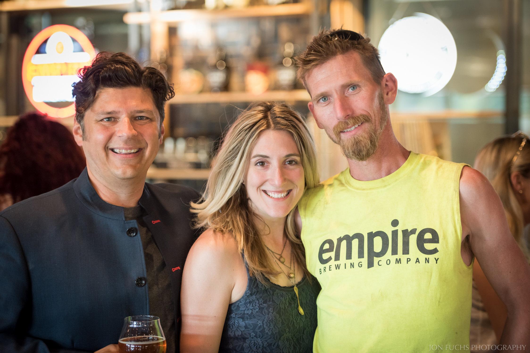 Syracuse Event Photographer - Empire Farmstead Brewery